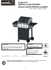 Nexgrill 720-0925 Grill Operation & user's manual (42 pages)
