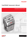 Honeywell TrueSTEAM Humidifier Homeowner's manual (80 pages)