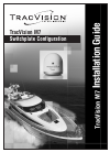 TracVision M7 TV Antenna Installation manual (31 pages)